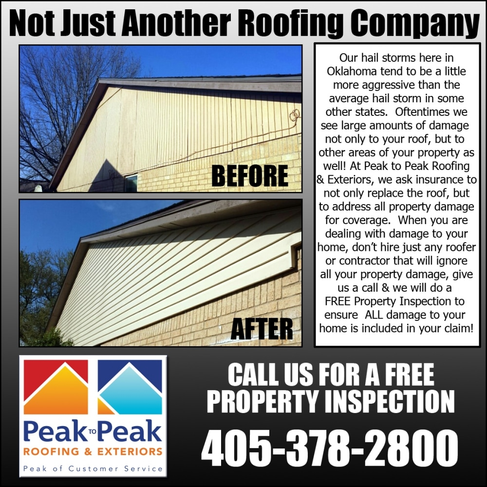 Not Just Another Roofing Company Peak To Peak Roofing